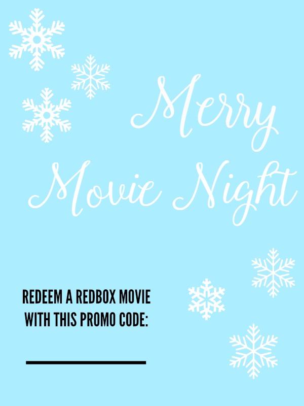 Redbox Movie Promo Code Printable | AD