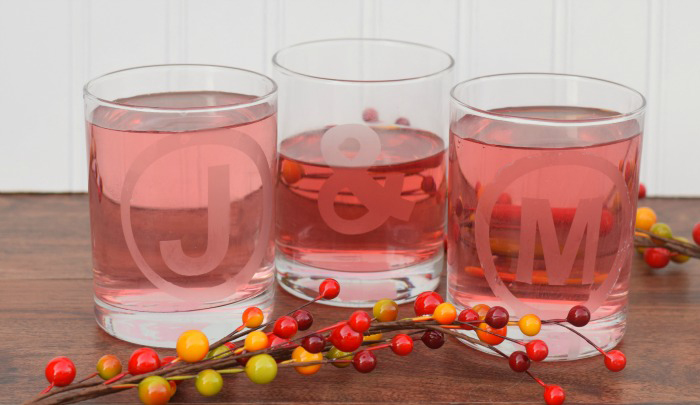 DIY Etched Glasses | AD #WaterMadeExciting | Use Armour Etch to create etched glasses for gifts