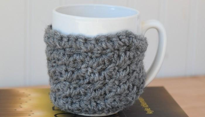 Crochet a Mug Cozy