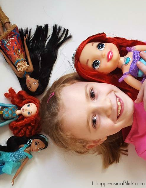 Disney Princesses | #InspireBigDreams AD