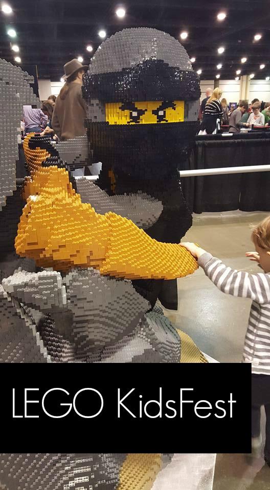 LEGO KidsFest #sponsored