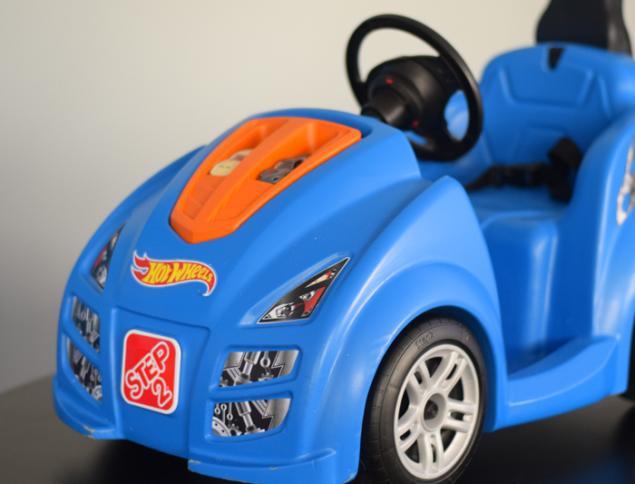 Hot Wheels Push Around Buggy by Step2 AD