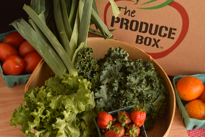 Why We Are Choosing The Produce Box