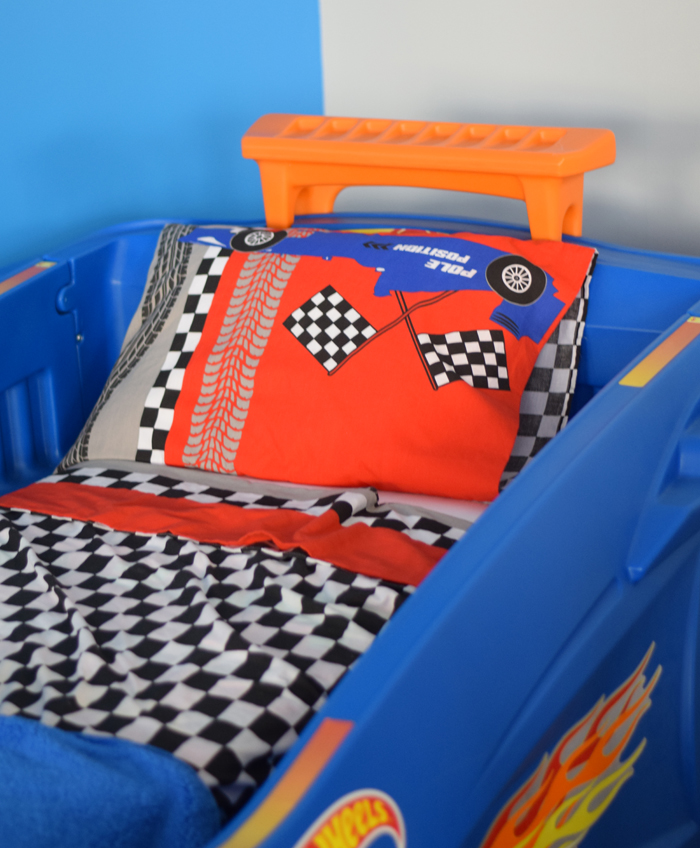 Step2 Hot Wheels Bed AD