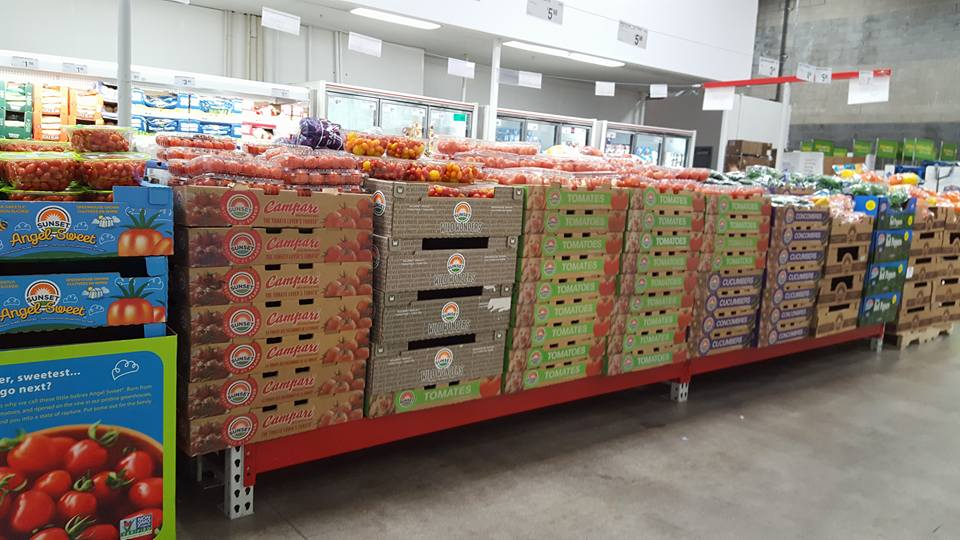 Tomatoes at Sam's Club AD #SamsClubMag