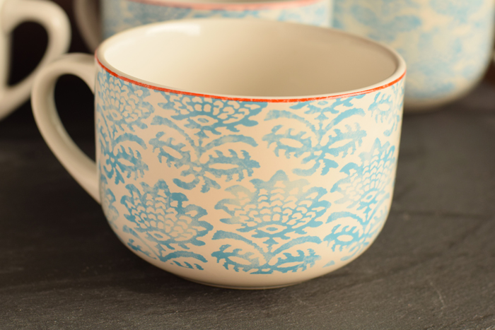 Mugs make perfect items for gift giving!