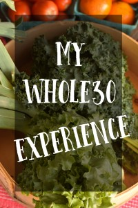 My Whole30 Experience | A recap of my Whole30 experience from a male perspective