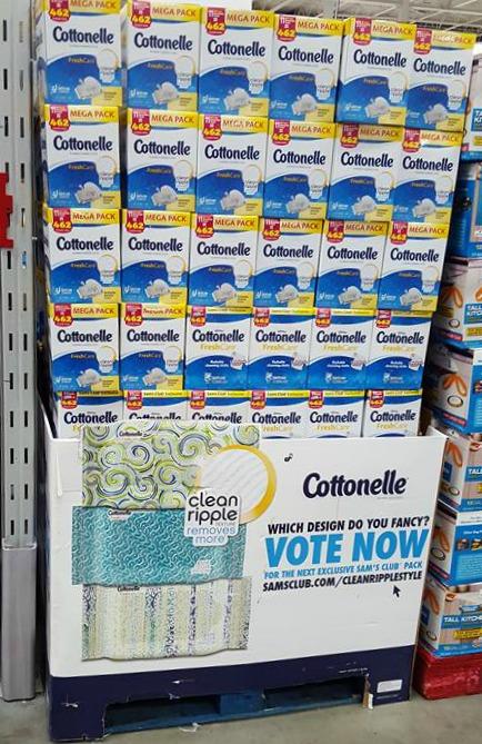Cottonelle AD