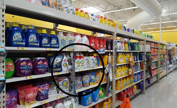 All at Walmart AD