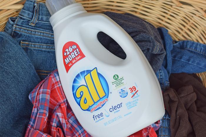 All detergent AD