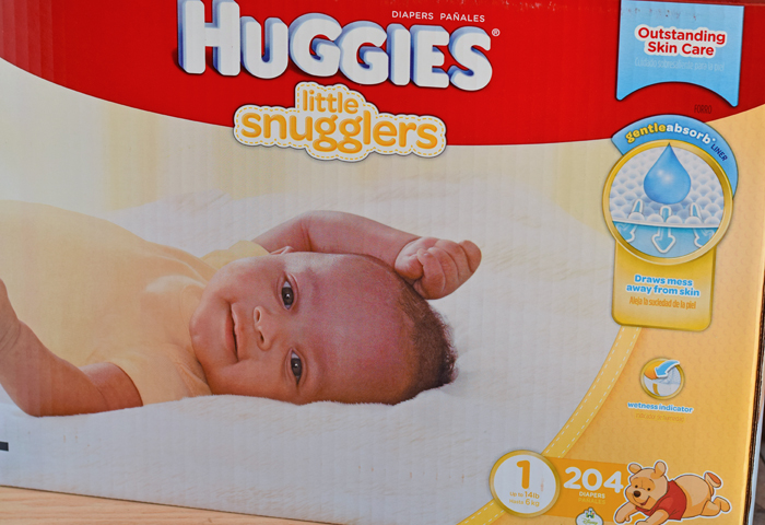 Diaper Related Gifts for New Moms AD