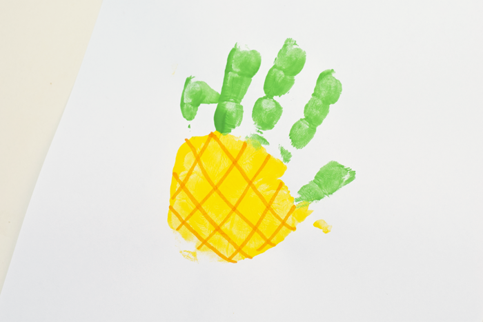 Pineapple Crafts for Kids of All Ages