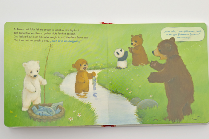 I Love You Just Because Children's Book AD