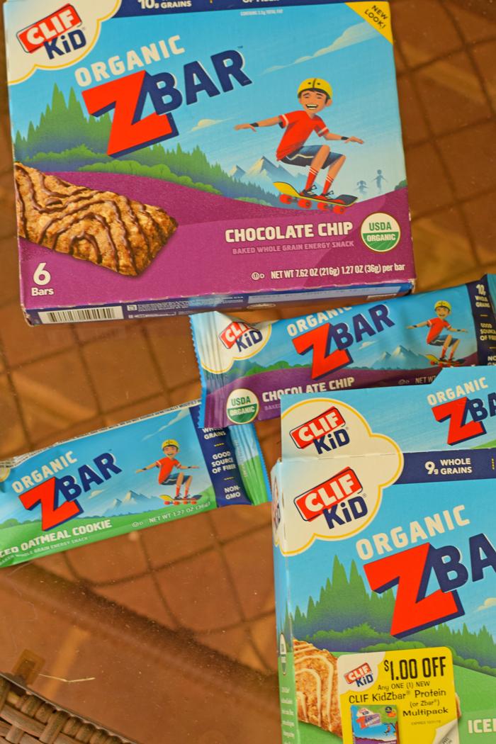 CLIF Kid Zbar® AD