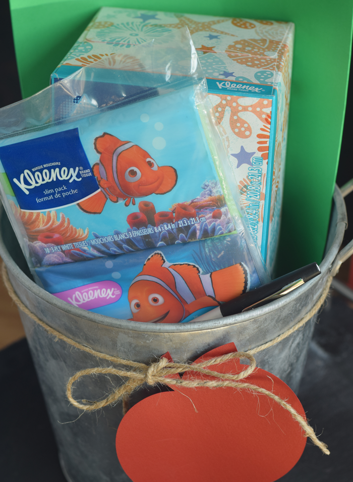 Back to School Must Have Bucket for Teachers AD