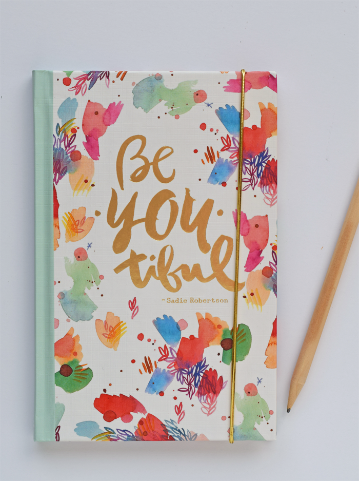Sadie Robertson Journal