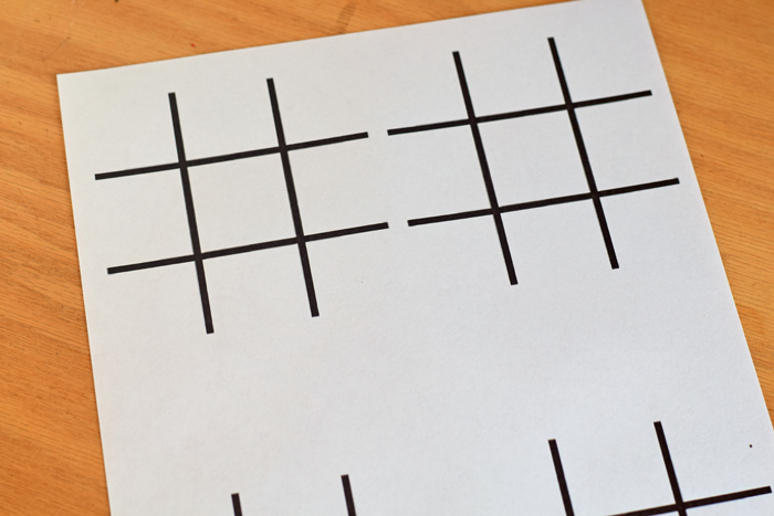 Lunch Box Tic Tac Toe Game AD