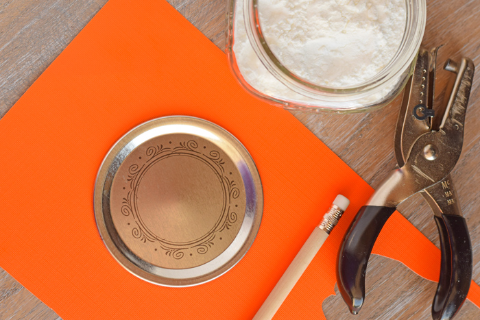 Use essential oils to create this DIY Baking Soda Air Freshener