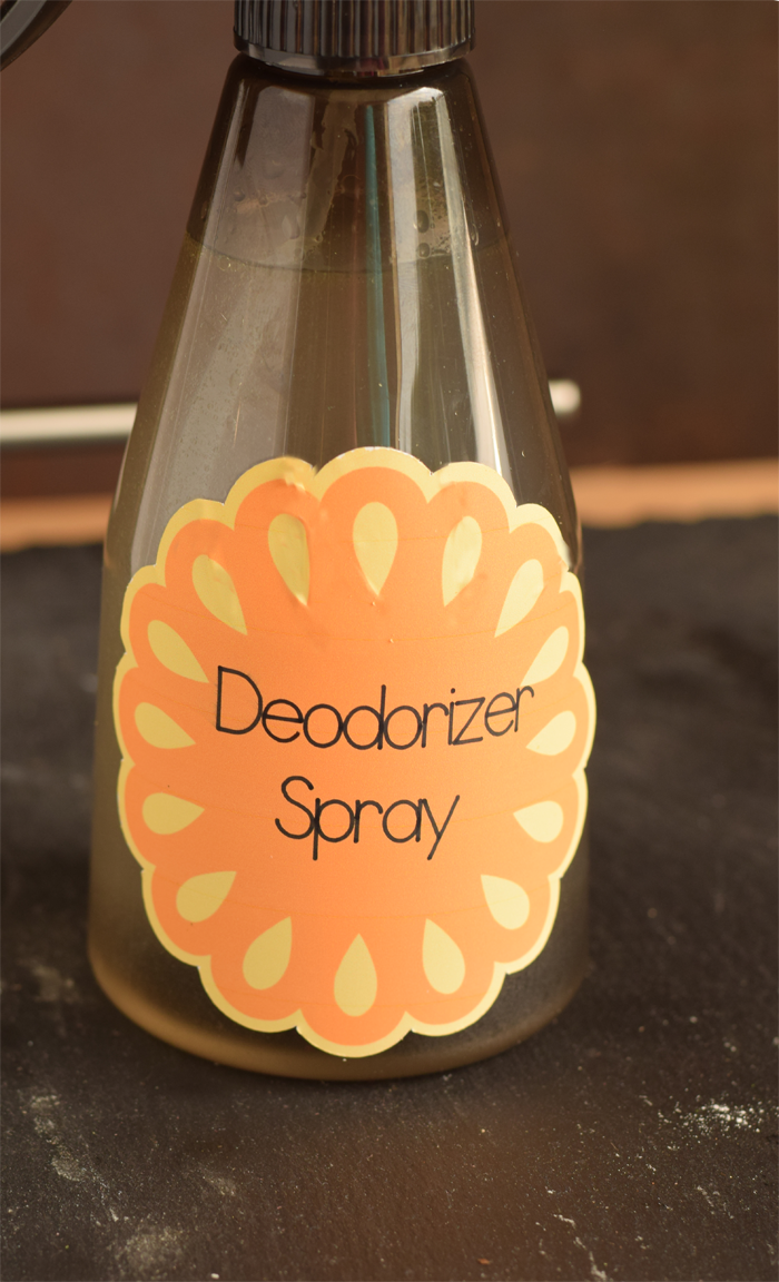 Essential Oil Labels with the Cricut Explore Air