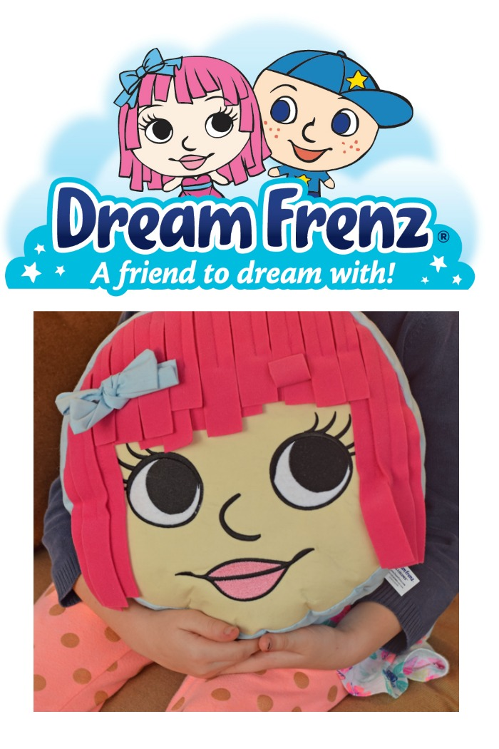 Dream Frenz PIllow Review AD