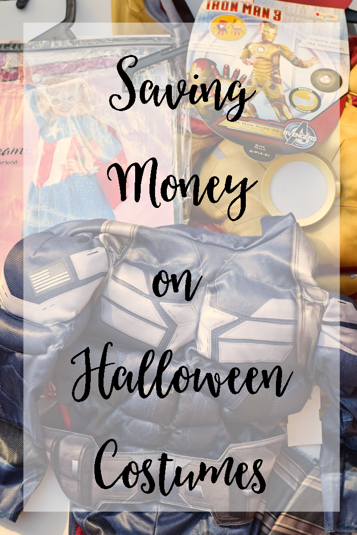 Lessons Learned on Saving Money on Halloween Costumes