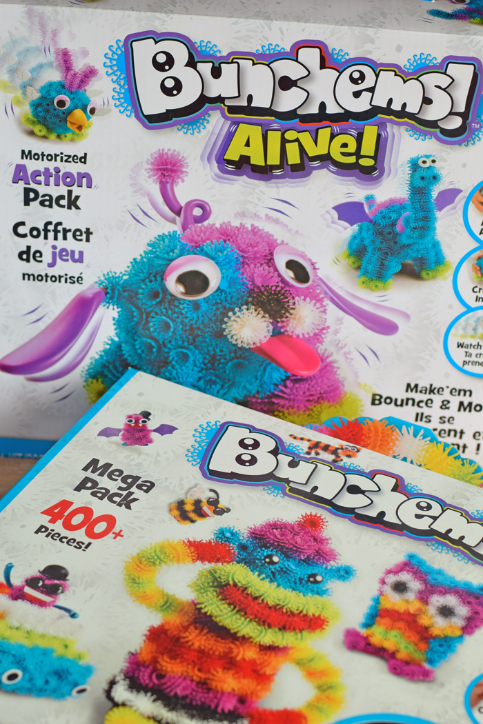 Giggles and Creativity with Bunchems Alive AD