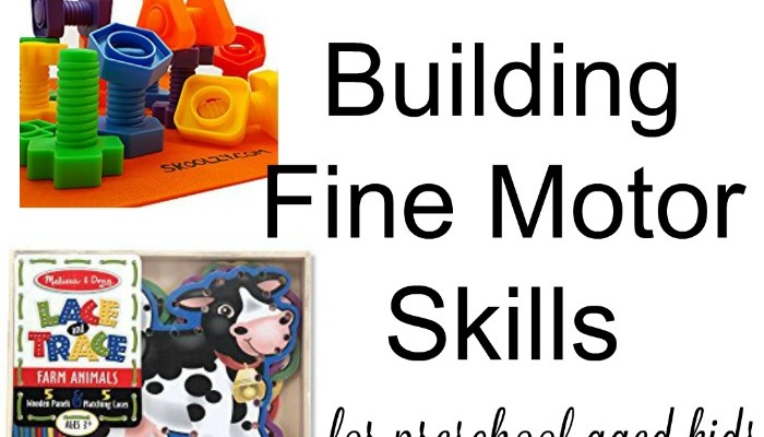11 Great Gifts for Building Fine Motor Skills