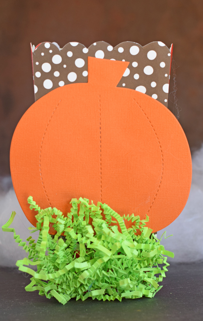 Great Pumpkin Popcorn Box