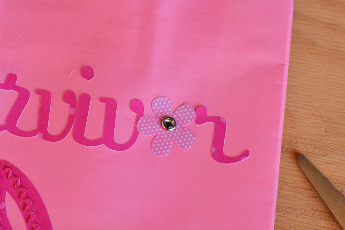 Survivor Gift Bag for Breast Cancer Awareness AD