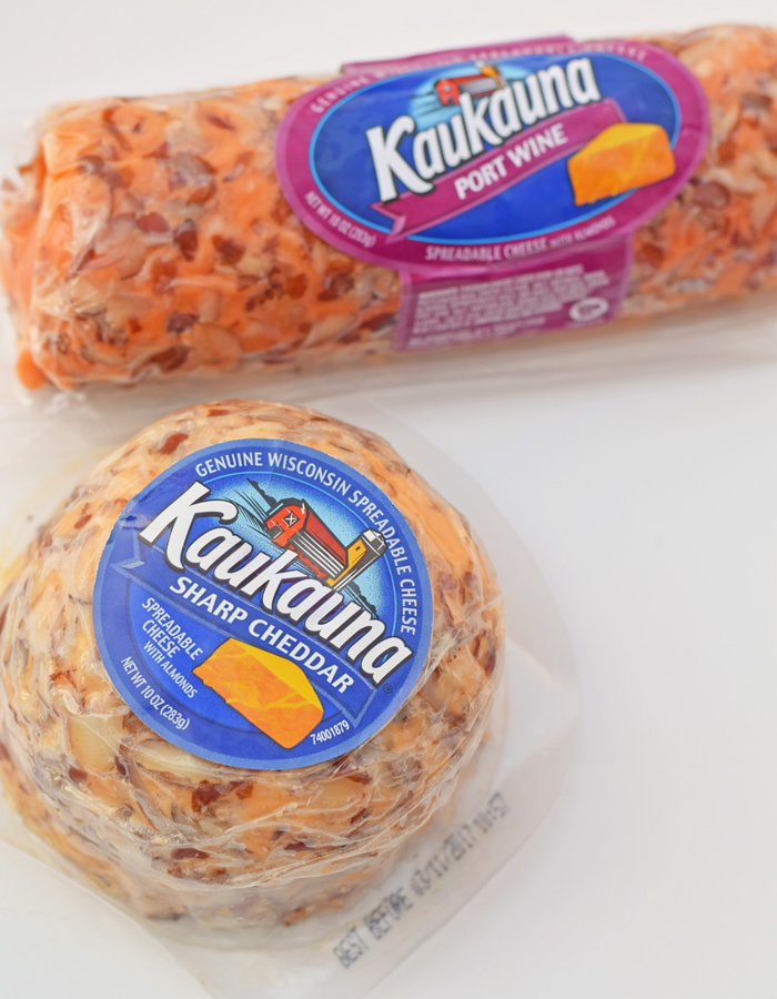 Kaukauna® Cheese Products AD