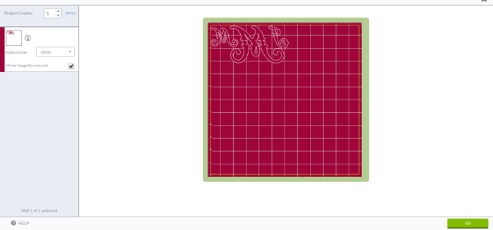 DIY Monogram Towels with heat transfer vinyl AD