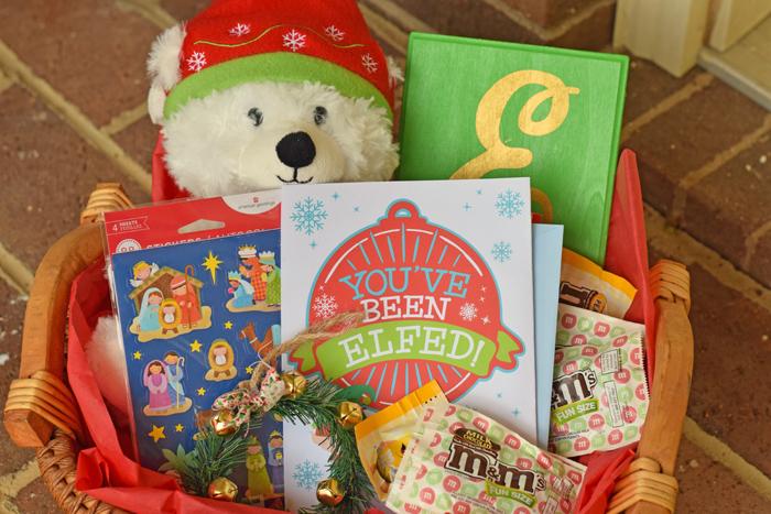 Elfing Gift Basket AD