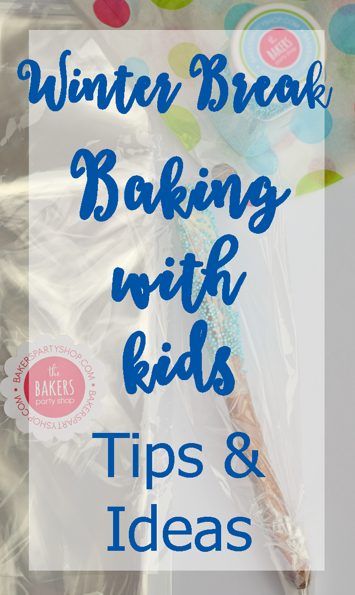 Winter Break Baking with Kids AD