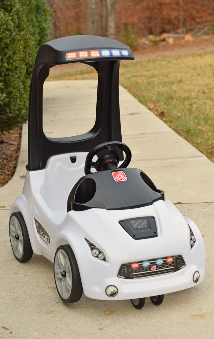 Playing It Forward This Holiday Season with the Step2 Turbo Coupe Interceptor AD