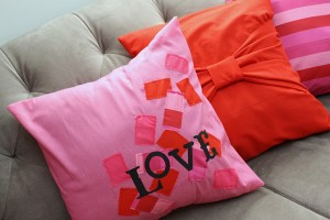 Love Pillow Case from Rae Gun Ramblings
