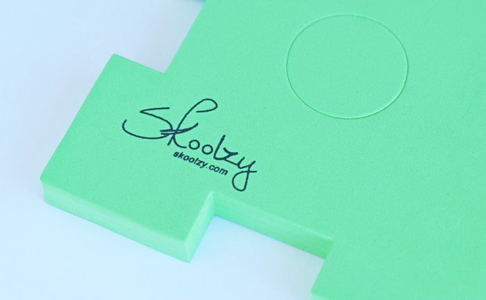 Great Toy for Twins or Triplets: Skoolzy Shape Sorter AD
