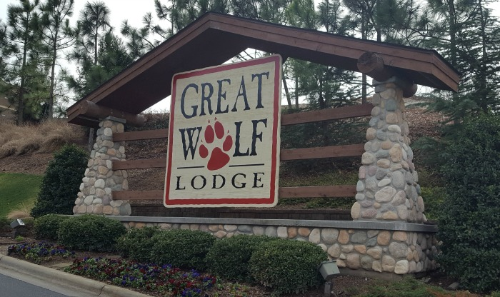 Celebrating a Birthday at Great Wolf Lodge
