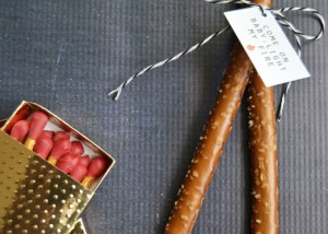DIY Matchstick Boxes from Frenchie