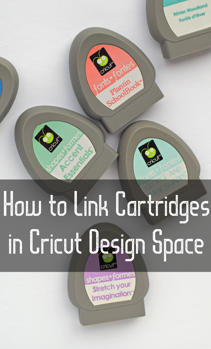 How to Link Cricut Cartridges to Cricut Design Space