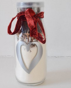 Valentines Bottle from Underground Crafter