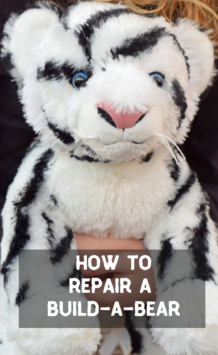 How to Repair a Build a Bear