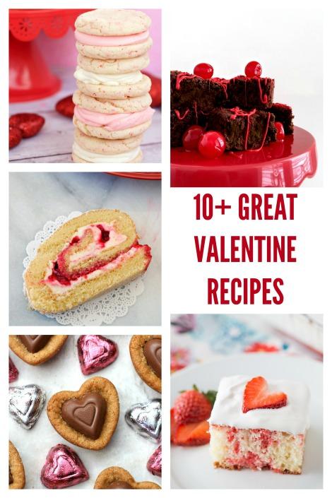 Valentine Recipe Ideas