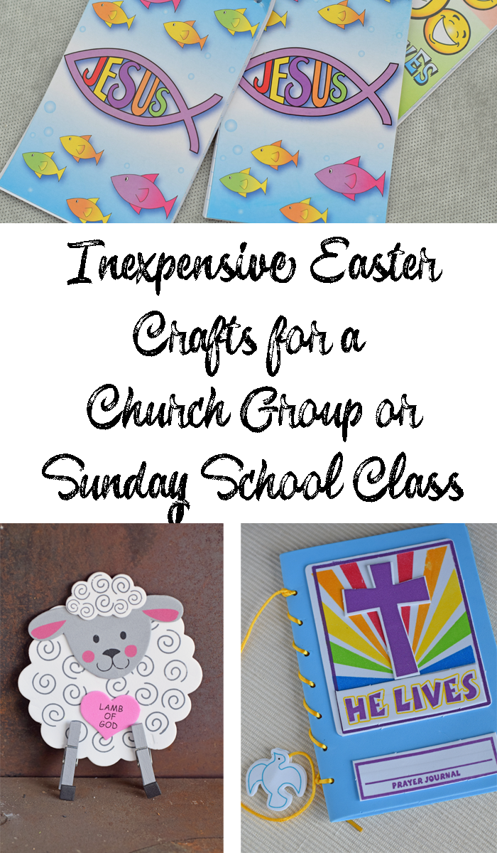 Inexpensive Easter Crafts for a Church Group or Sunday School Class AD