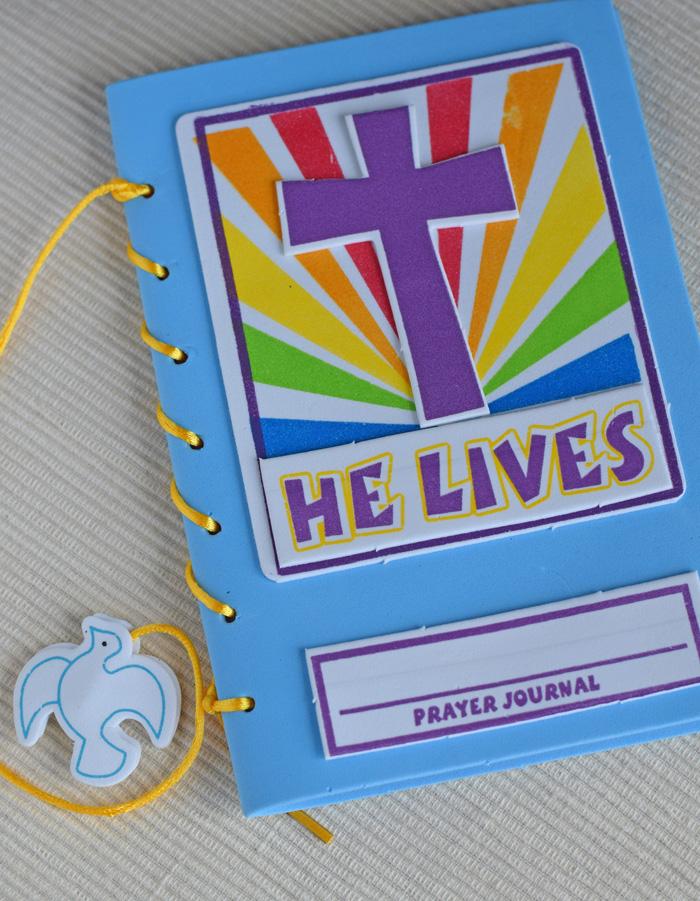Prayer Journal for Kids AD