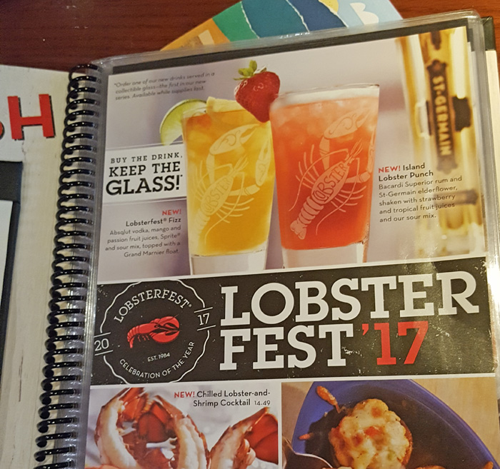 Red Lobster Visit in Florence, KY AD