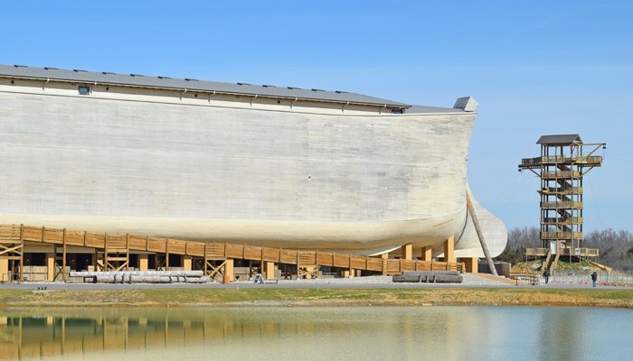 Visiting the Ark Encounter with Kids