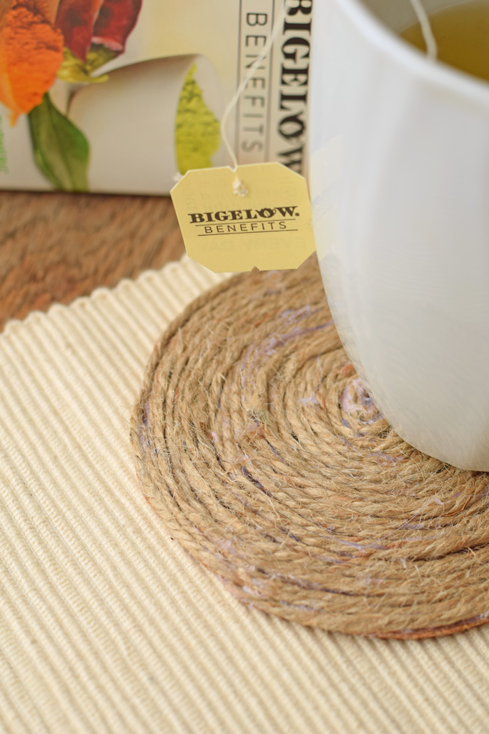 DIY Rope Coasters AD
