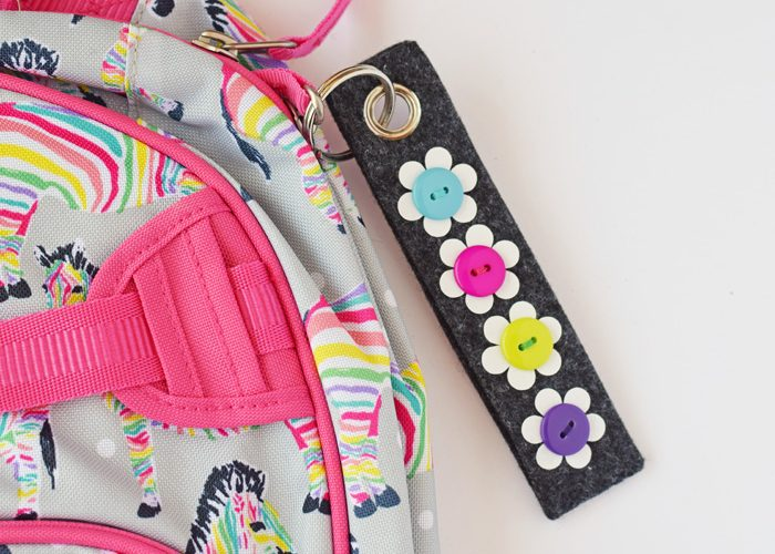 Personalized Backpack Zipper Pull