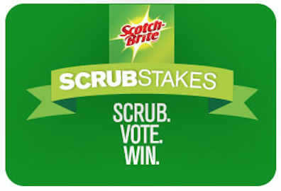 Scotch-Brite Sweepstakes AD