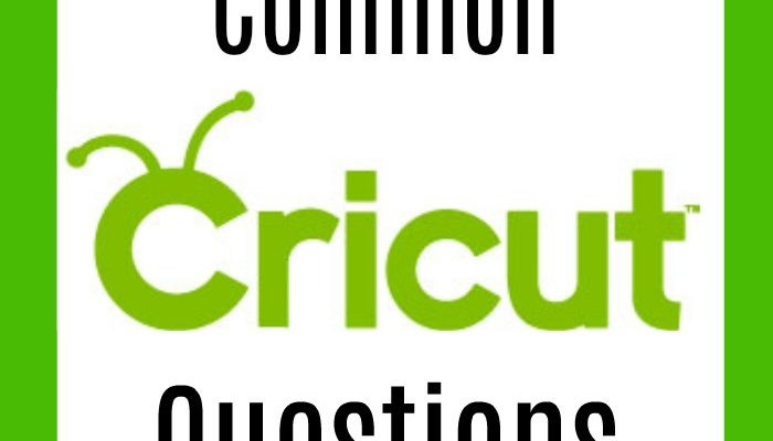 The 12 Most Common Cricut Questions from Beginners